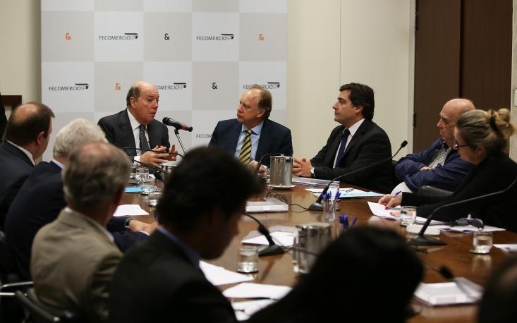 FecomercioSP recebe a Frepem em debate sobre a reforma tributária