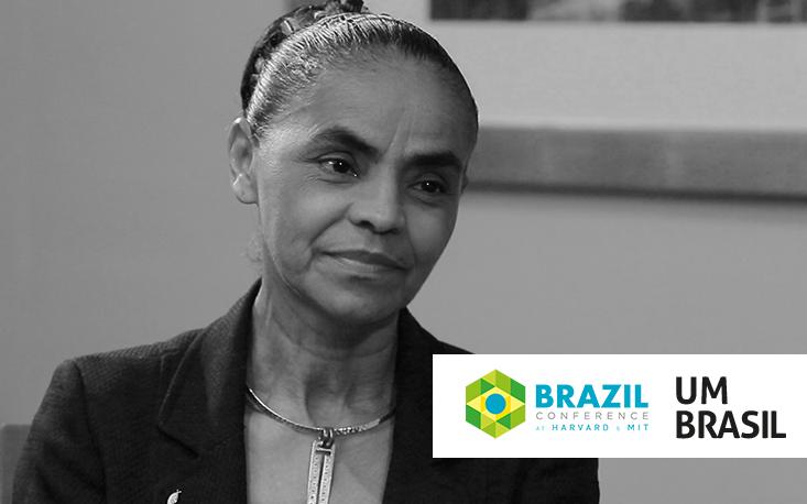 """""""Brasil precisa institucionalizar suas conquistas"""", diz Marina Silva"""