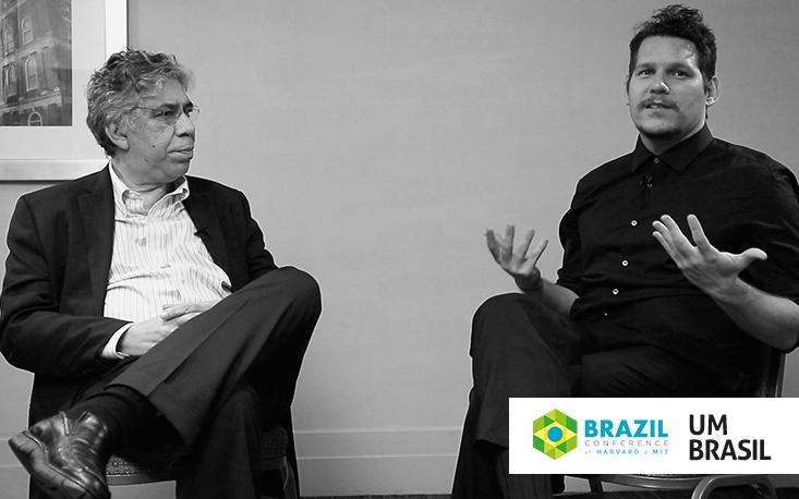 Otaviano Canuto e Pedro Henrique de Cristo debatem a eficiência das políticas públicas