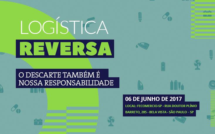 Em evento, FecomercioSP lança site que viabiliza a logística reversa