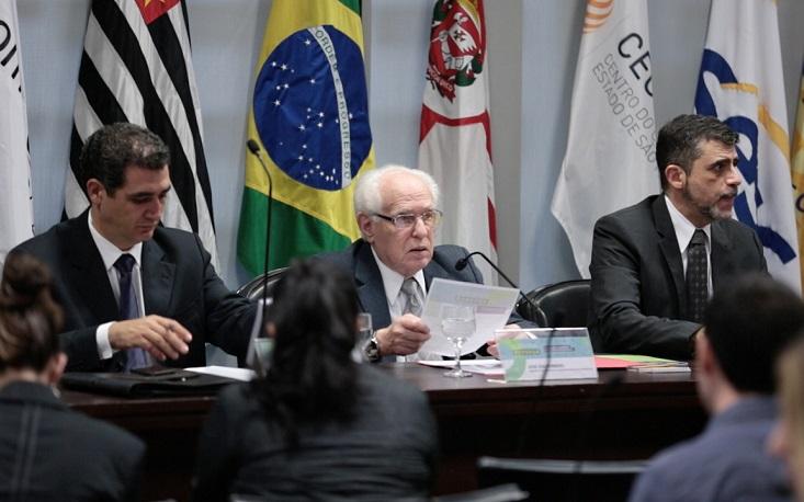 FecomercioSP recebe autoridades e especialistas em lançamento de portal de Logística Reversa