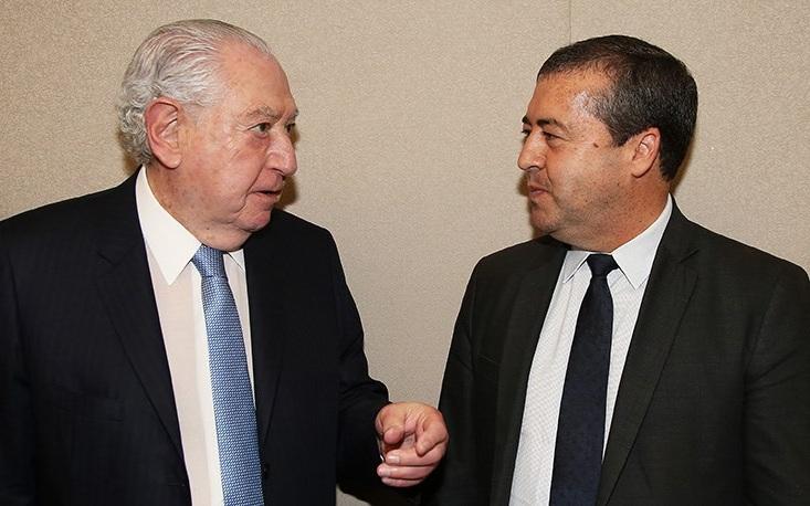 Reforma trabalhista é tema de encontro entre Abram Szajman, presidente da FecomercioSP, e ministro do Trabalho
