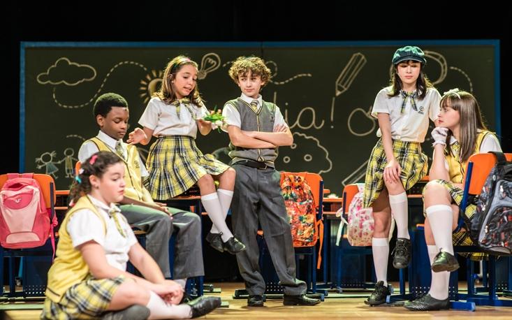 """""""Carrossel - O Musical"""" encerra temporada no Teatro Raul Cortez neste fim de semana"""