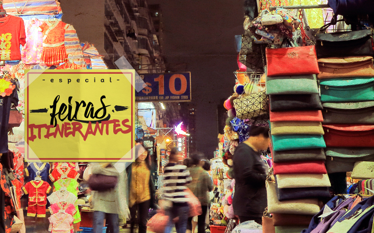 Feiras itinerantes trazem prejuízo ao comércio e riscos ao consumidor