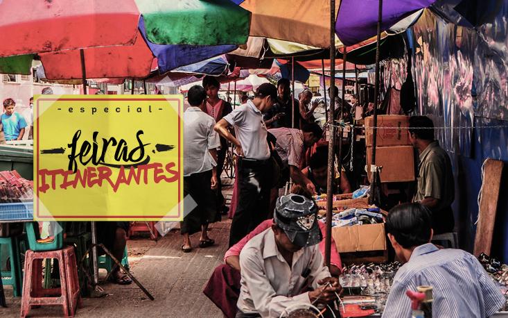 O que fazer diante do anúncio de uma feira itinerante em sua cidade