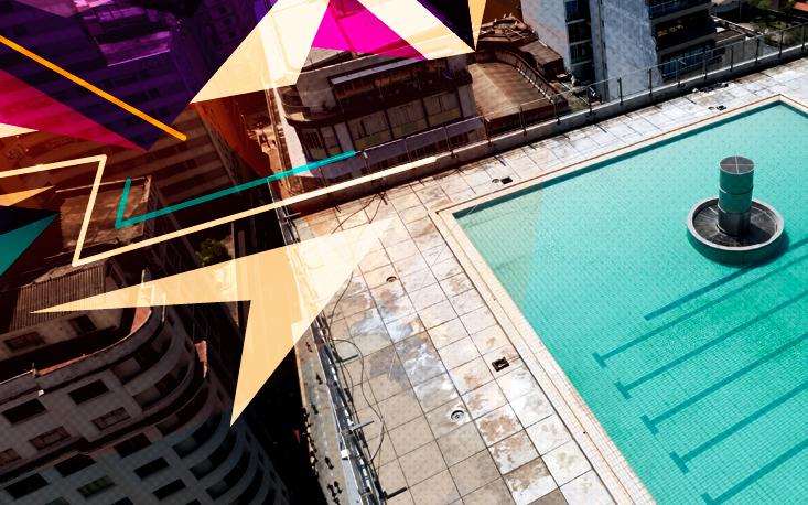 Com vista panorâmica e piscina no topo do edifício, Sesc inaugura nova unidade no centro de São Paulo