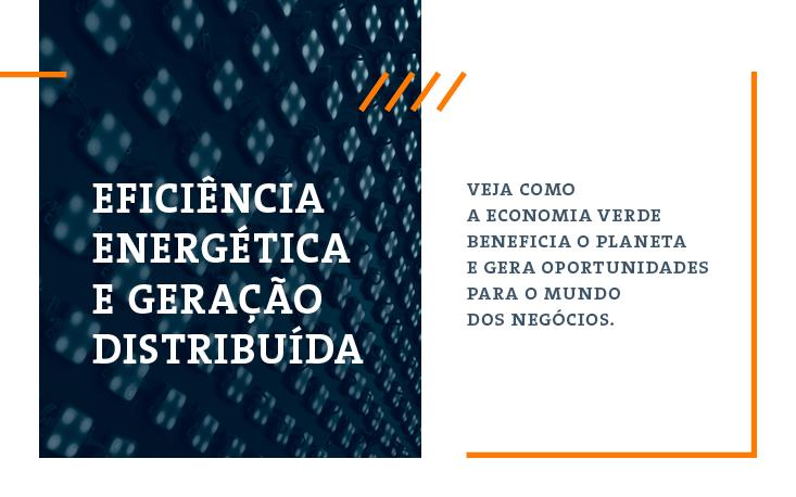 """Seminário """"Eficiência Energética e Geração Distribuída"""" ainda tem vagas; veja como participar"""