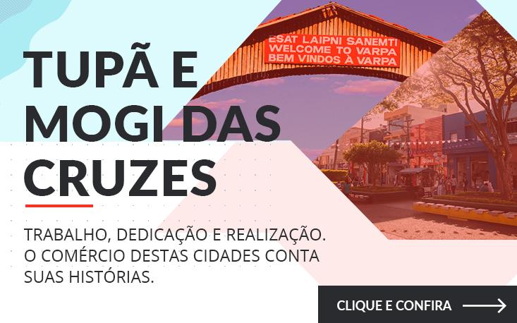 """Mogi das Cruzes e Tupã são destaques da revista """"C&S"""""""