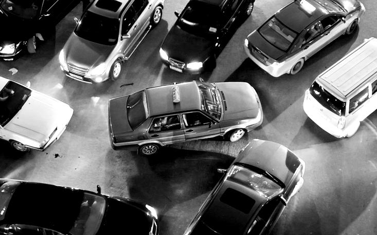 O nó do trânsito nos grandes centros