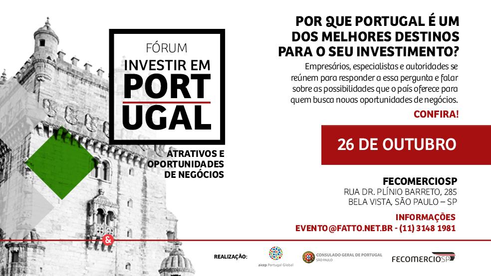 Investir em Portugal – atrativos e oportunidades de negócios Local c78413450717e