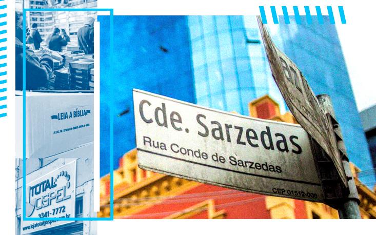 """""""Rua dos Evangélicos"""" diversifica público com a instalação do Tribunal de Justiça"""