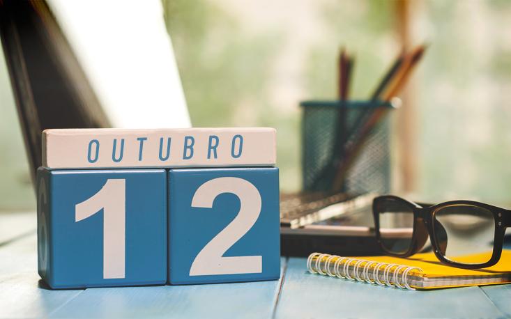Pausa nas atividades da FecomercioSP no feriado de 12 de outubro