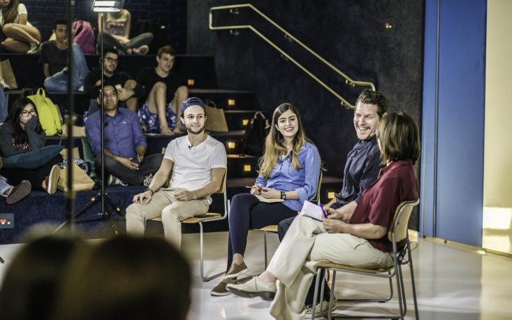 Igualdade de oportunidades começa na escola, avaliam jovens empreendedores sociais