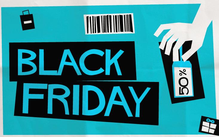 Black Friday se aproxima e comércio eletrônico estima 15% de aumento nas vendas