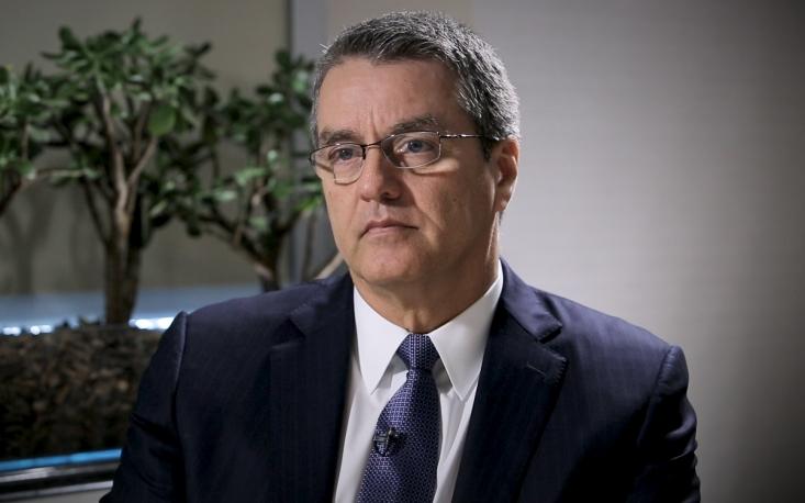Roberto Azevêdo discute o papel das novas tecnologias no crescimento econômico