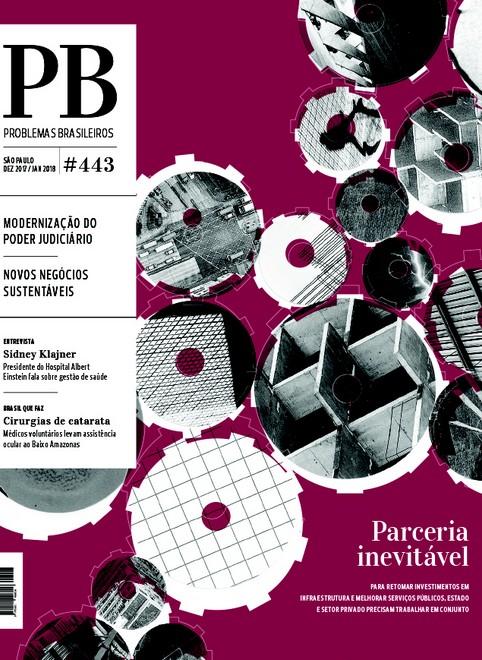 Revista Problemas Brasileiros nº 443