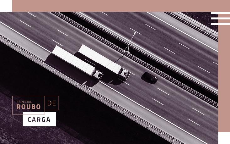 Roubo de cargas no Brasil gera prejuízo de R$ 6 bilhões em cinco anos; número de furtos segue crescendo