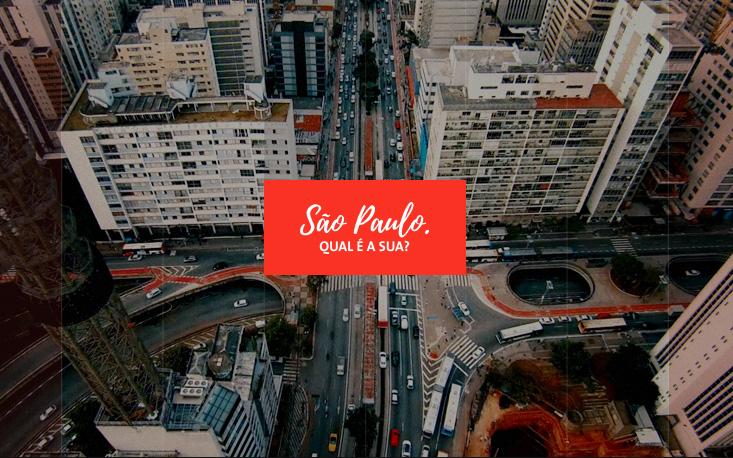 Projeto especial apresenta os clusters comerciais da capital paulista
