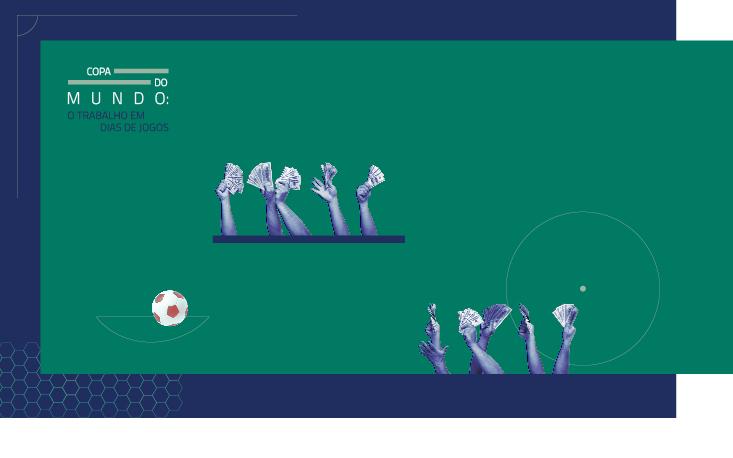 Copa do Mundo 2018: empregador pode restringir o uso da internet na empresa e proibir apostas