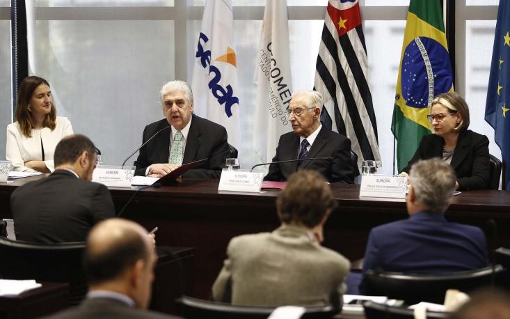 Acordo entre Mercosul e UE está prestes a ser fechado, apontam especialistas presentes a evento na FecomercioSP