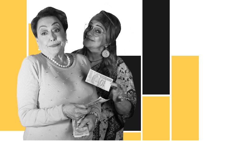 """""""Muito louca"""" faz últimas apresentações no Teatro Raul Cortez"""