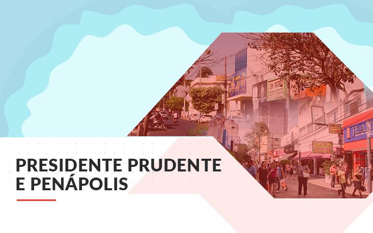"""Presidente Prudente e Penápolis são destaques na revista """"Comércio & Serviços"""""""
