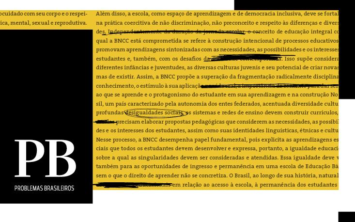 "Revista ""Problemas Brasileiros"" analisa como será a escola do amanhã"