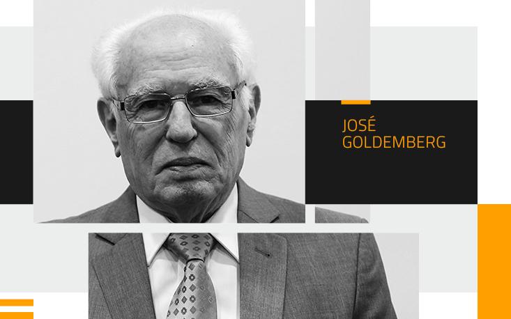 Não podemos desembarcar do mundo, por José Goldemberg