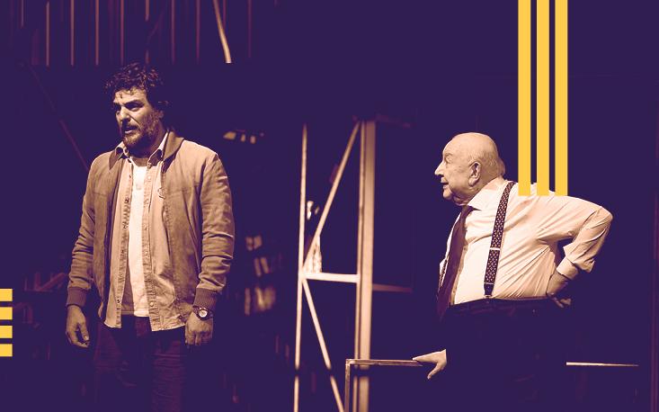"""""""Um Panorama Visto da Ponte"""" tem últimas apresentações no Teatro Raul Cortez"""