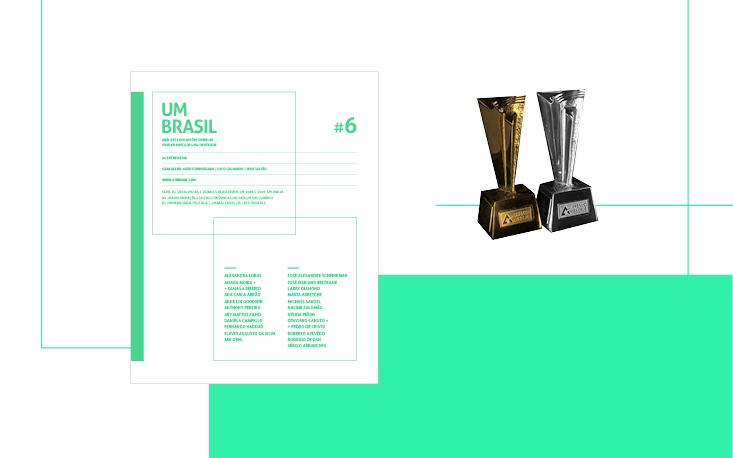 FecomercioSP ganha prêmio de comunicação empresarial com livro do UM BRASIL