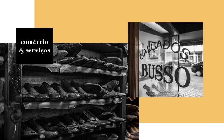 Centenária Calçados Busso encanta artistas e autoridades com sapatos sob medida