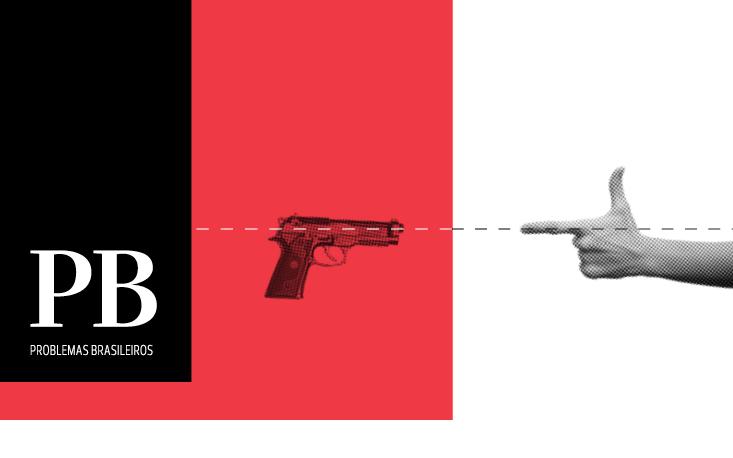 """Revista """"Problemas Brasileiros"""" repercute a flexibilização do registro às armas de fogo no País"""
