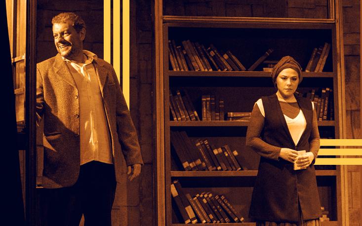 """""""Bom teatro pode ser universal"""", diz Marcello Airoldi sobre o tema de """"Amor Profano"""""""