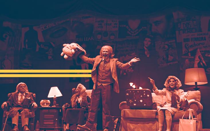 """""""Forever Young"""" reestreia no Teatro Raul Cortez para curta temporada"""