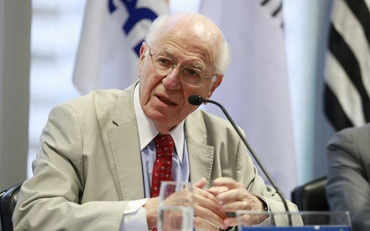 """""""Baixa produtividade é problema crônico no Brasil"""", diz José Pastore em evento na FecomercioSP"""