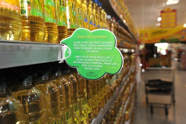 """Supermercados """"verdes"""" incentivam reciclagem e consumo sem desperdício"""