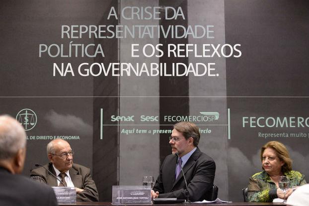 Confira os destaques do evento sobre reforma política na FecomercioSP