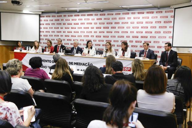 Empresas sugerem incluir mecanismo da mediação nos contratos