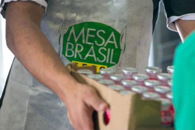 Mesa Brasil Sesc distribui mais de 37 mil toneladas de alimentos em 2014