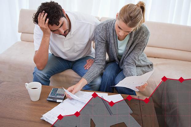 Com alta dos preços, proporção de famílias endividadas sobe para 42,3% em março