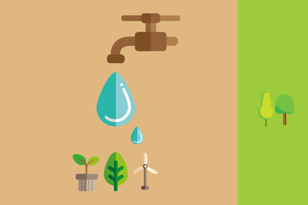Indústria e agricultura buscam reduzir o consumo de água
