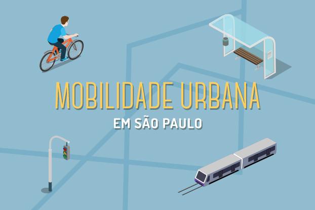 Rede Nossa São Paulo e FecomercioSP lançam pesquisa sobre Mobilidade Urbana
