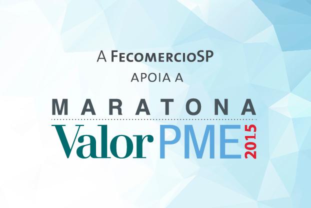 FecomercioSP apoia Maratona Valor PME 2015