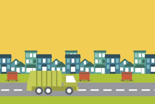 Enviar o lixo para aterros em outras cidades pode gerar impactos ambientais