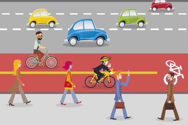 Paulistanos deixariam o carro em casa com melhores alternativas de transporte