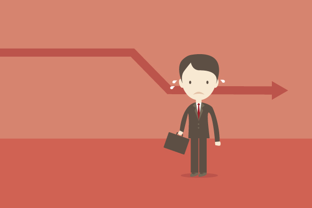 Confiança do empresariado varejista para de cair, mas pessimismo permanece