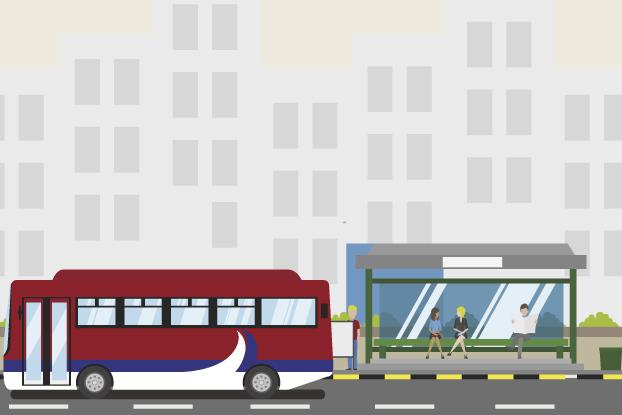 Paulistanos avaliam serviços prestados pelos ônibus na cidade