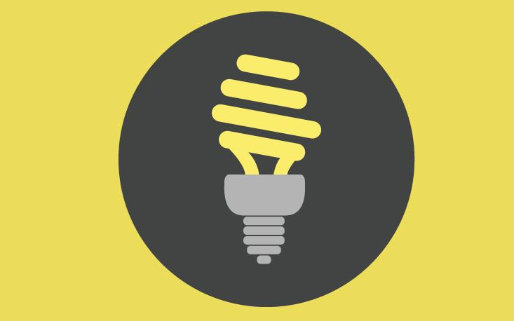 Comércio registra alta de mais de 100% nas vendas de lâmpadas de LED