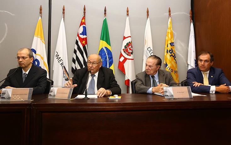 Evento na FecomercioSP discute aspectos relevantes da jurisdição eleitoral - Foto: Fernando Nunes