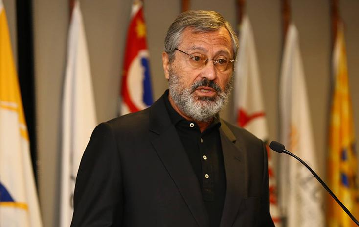 """Ministro do TSE Torquato Jardim falou sobre """"O TSE e sua atuação normativa"""" - Foto: Fernando Nunes"""